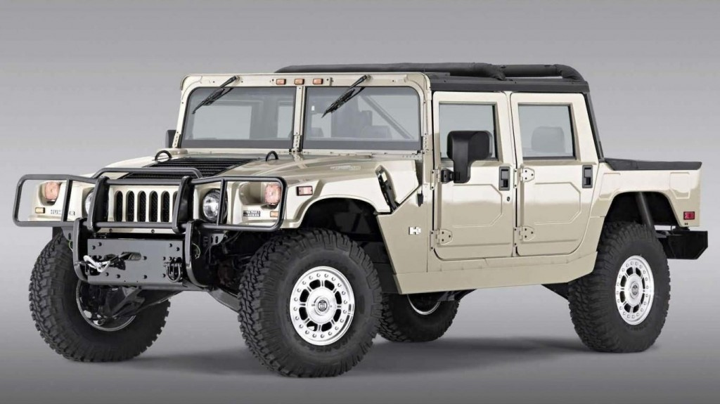 All Bout Cars Hummer H1