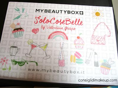 MyBeautyBox Maggio 2015 #solocosebelle by Valentina Grispo