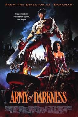 Ma Cây 3: Đạo Quân Bóng Đêm - Army of Darkness (1992) Poster