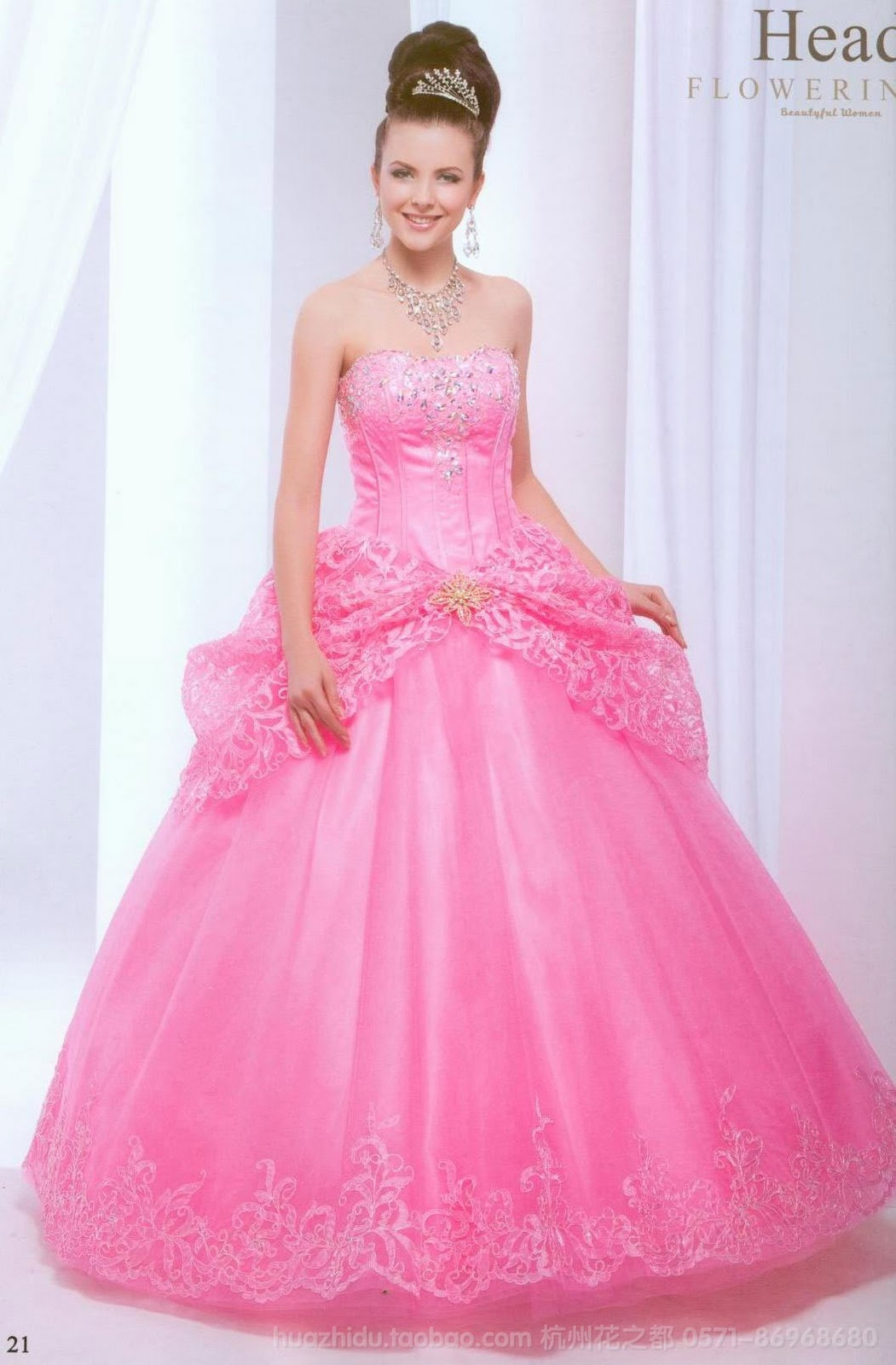 Cinderella Wedding And Evening Gowns : Cinderella wedding theme evening gown