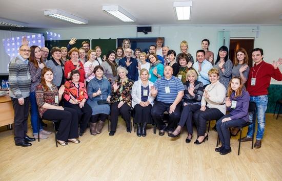 Школа Фондов местных сообществ в Перми