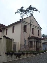 Porciúncula -                                 Casa do Noviciado