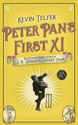 J.M. Barrie, il creatore di Peter Pan, era un grande appassionato di cricket al punto di fondare un club, l'Allahakbarries, von una propri asquadra.