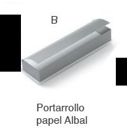 portapapel albal aluminio cajon cocina cubertero