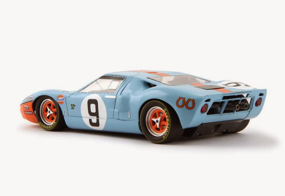 Manicslots Slot Cars And Scenery News Slot It Ford Gt40