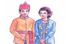 TRADITIONAL CLOTHING NORTH SULAWESI