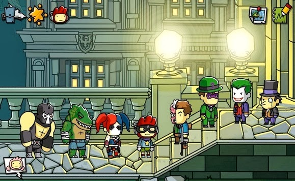 Scribblenauts Unmasked A DC Comics Adventure PC Screenshot 02