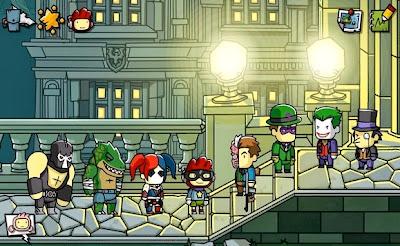 scribblenauts unmasked a dc comics adventure pc 2 Scribblenauts Unmasked A DC Comics Adventure SKIDROW