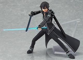 Kirito Sword art online dual wielding figma