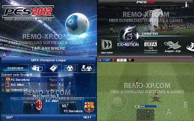 Free Folder Data Download For Galaxy Ace Pes 2012 - Real Madrid