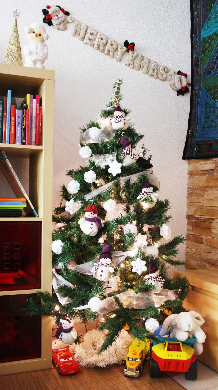 La silla turquesa rboles de navidad for Arbol navidad turquesa