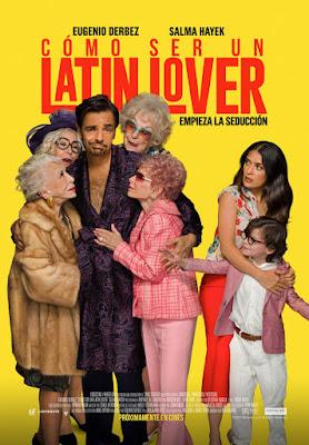 How To Be A Latin Lover 2017 DVDCustom HDTS NTSC Latino