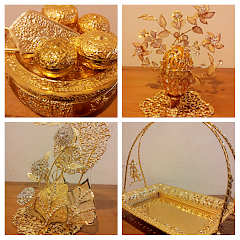 Luxury Gold Collection - Accesories