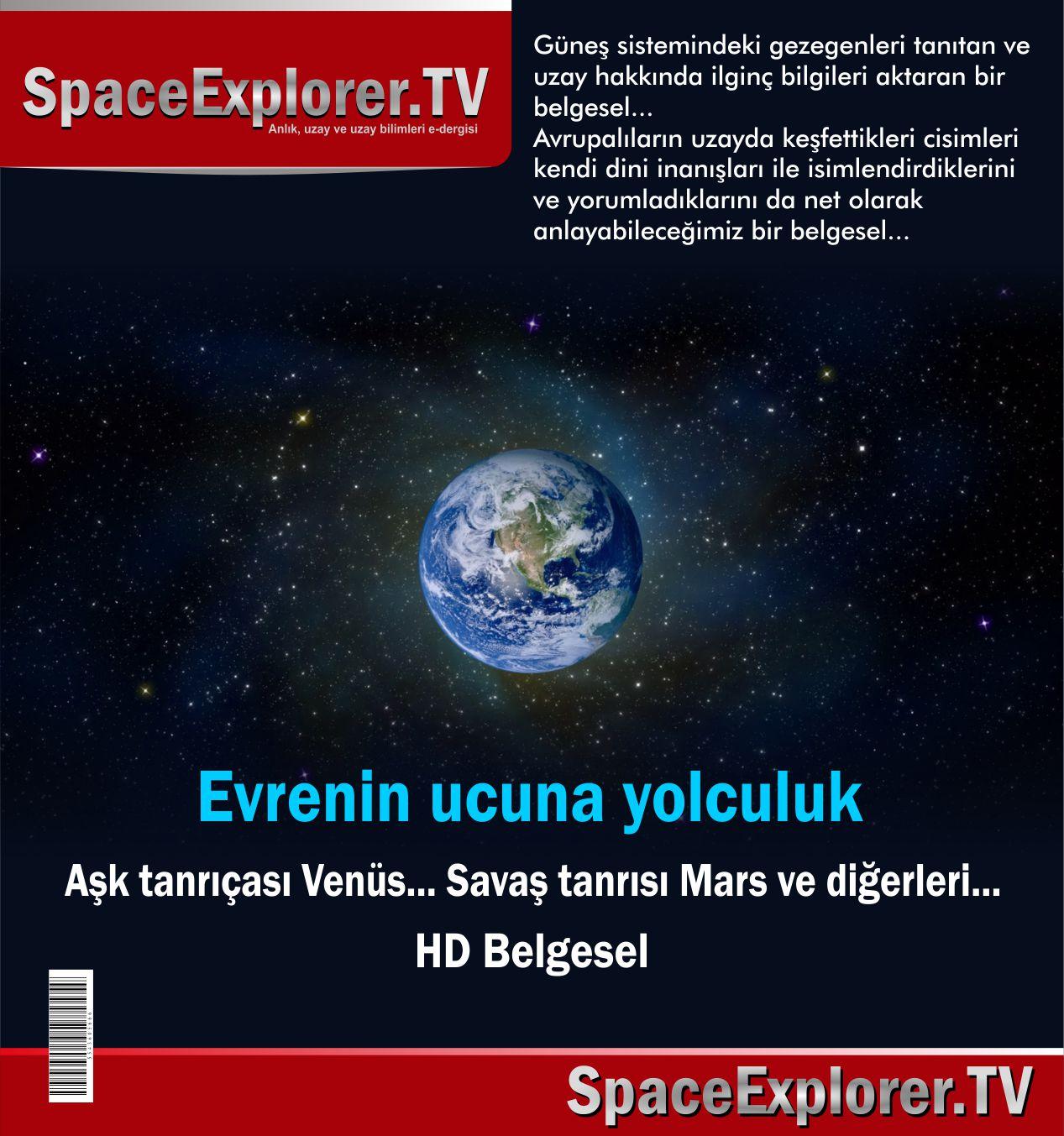 Evrenin ucuna yolculuk, Güneş sistemi, Videolar, Belgeseller, Ay, Mars, Venüs, Kuyruklu yıldızlar, Uzayda hayat var mı?, Evren, Kainat, Evrende yalnız mıyız?,