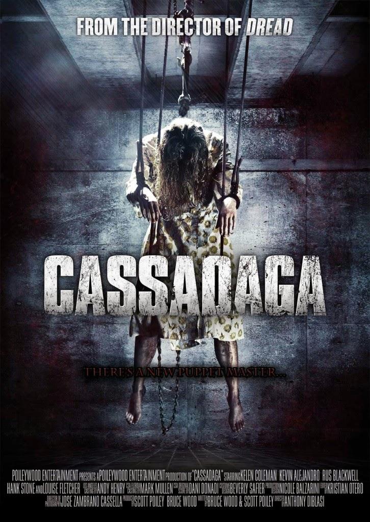 Download - Cassadaga - O Mal Vive Aqui - DVDRip AVI + RMVB Legendado ( 2013 )