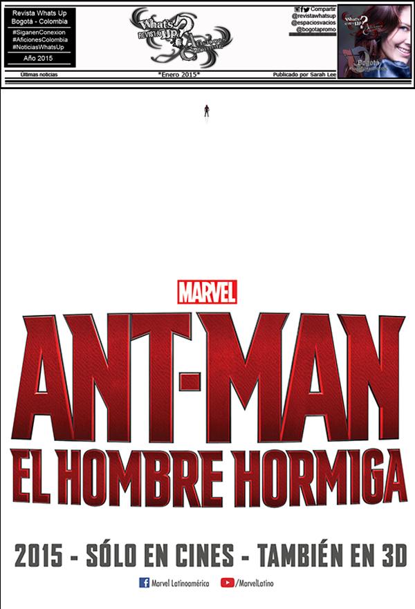 Ant-Man-El-Hombre-Hormiga-Marvel