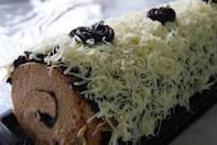 Resep dan Cara Membuat Kue Bolu Gulung Batik Keju