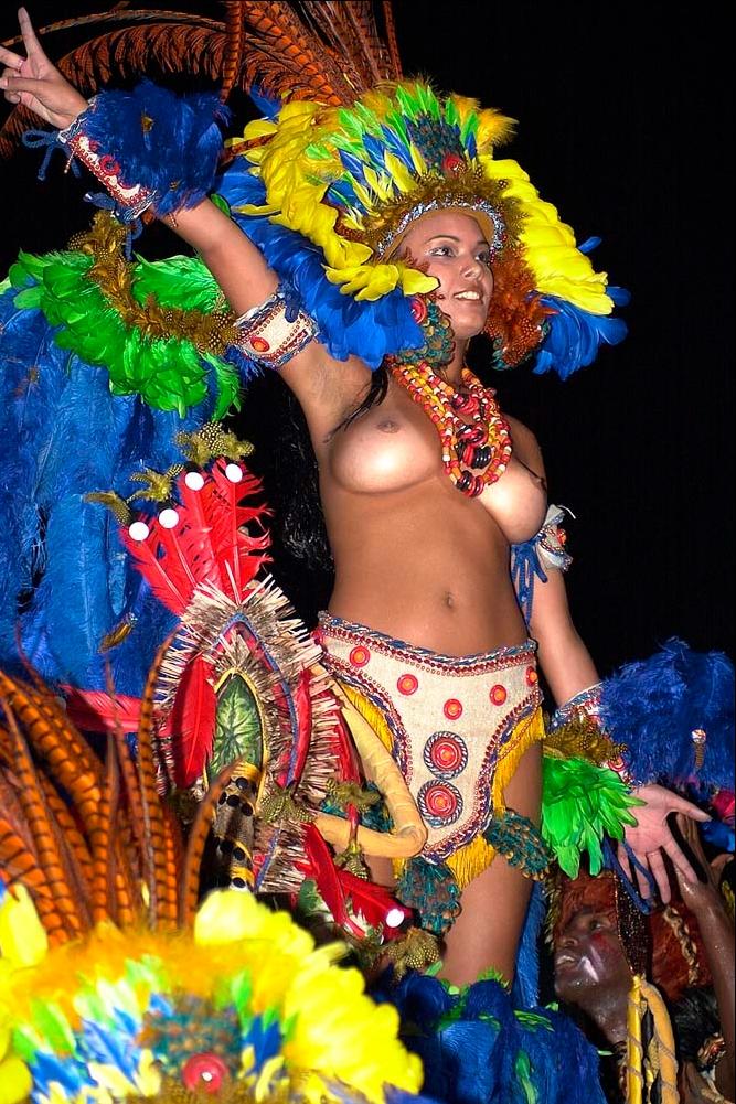 Rio Carnival 2003