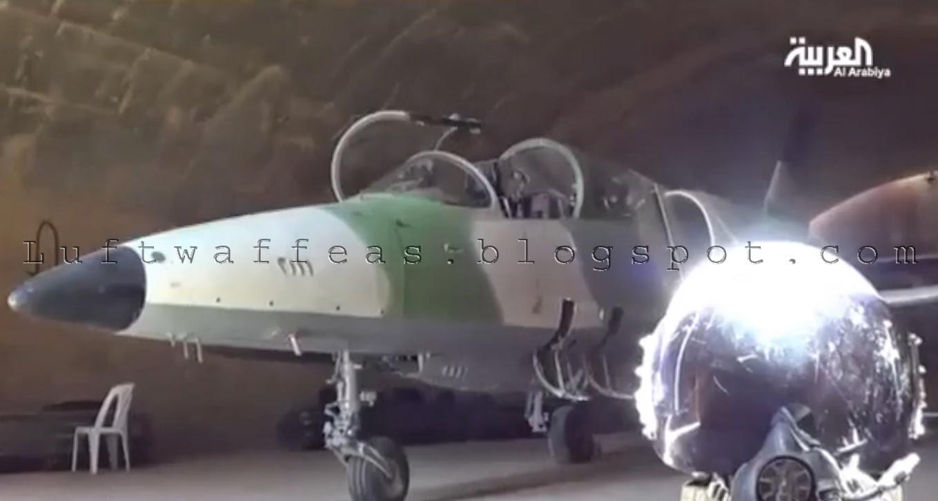 Guerre Civile en Syrie ( LISEZ LE PREMIER POST ! ) 1-L-39+2111+KSHESH+AFB