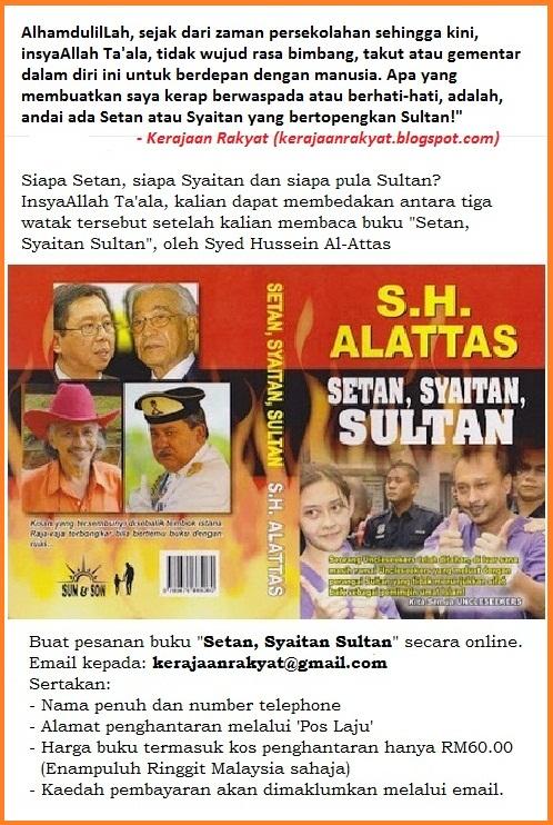 Setan Syaitan Sultan