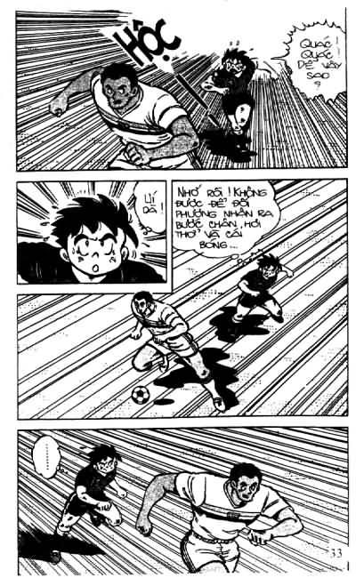Jindodinho - Đường Dẫn Đến Khung Thành III  Tập 25 page 33 Congtruyen24h