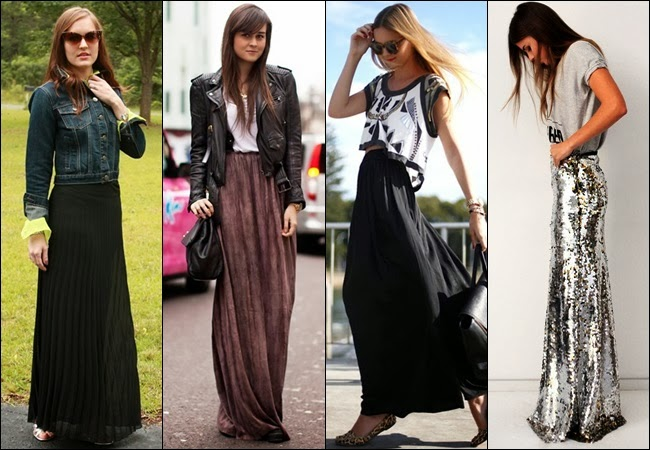 Classy, Sassy, And A Bit Smart Assy: Maxi Skirts; The New 'Wear ...