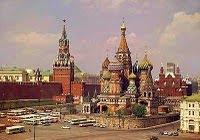 russia moskow 7 Kota Besar Terbanyak Dihuni Milyader Dunia