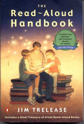 jim trelease read aloud handbook