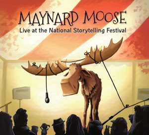 Maynard Moose, Live at the National Storytelling Festival
