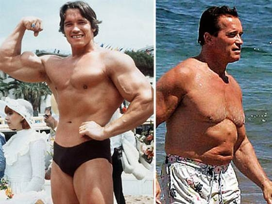 arnold schwarzenegger now 2011. Arnold Schwarzenegger Before