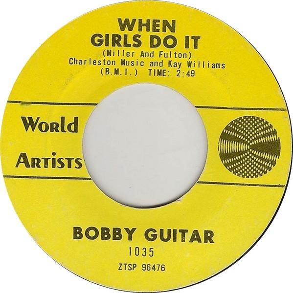 Bobby 'Guitar' Bennett