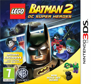LEGO Batman 2 - DC Super Heroes (3DS Europe)