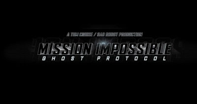 Film Mission Impossible 4