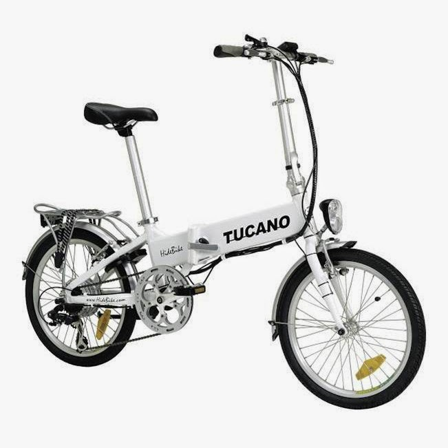 Bicicletta Pieghevole Mobiky Prezzo.Tucano Hide Bike 20 Bicicletta Elettrica Pieghevole Gruppo D