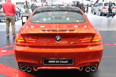 SUPER AUTO DEPORTIVO BMW M6 GINEBRA 2012