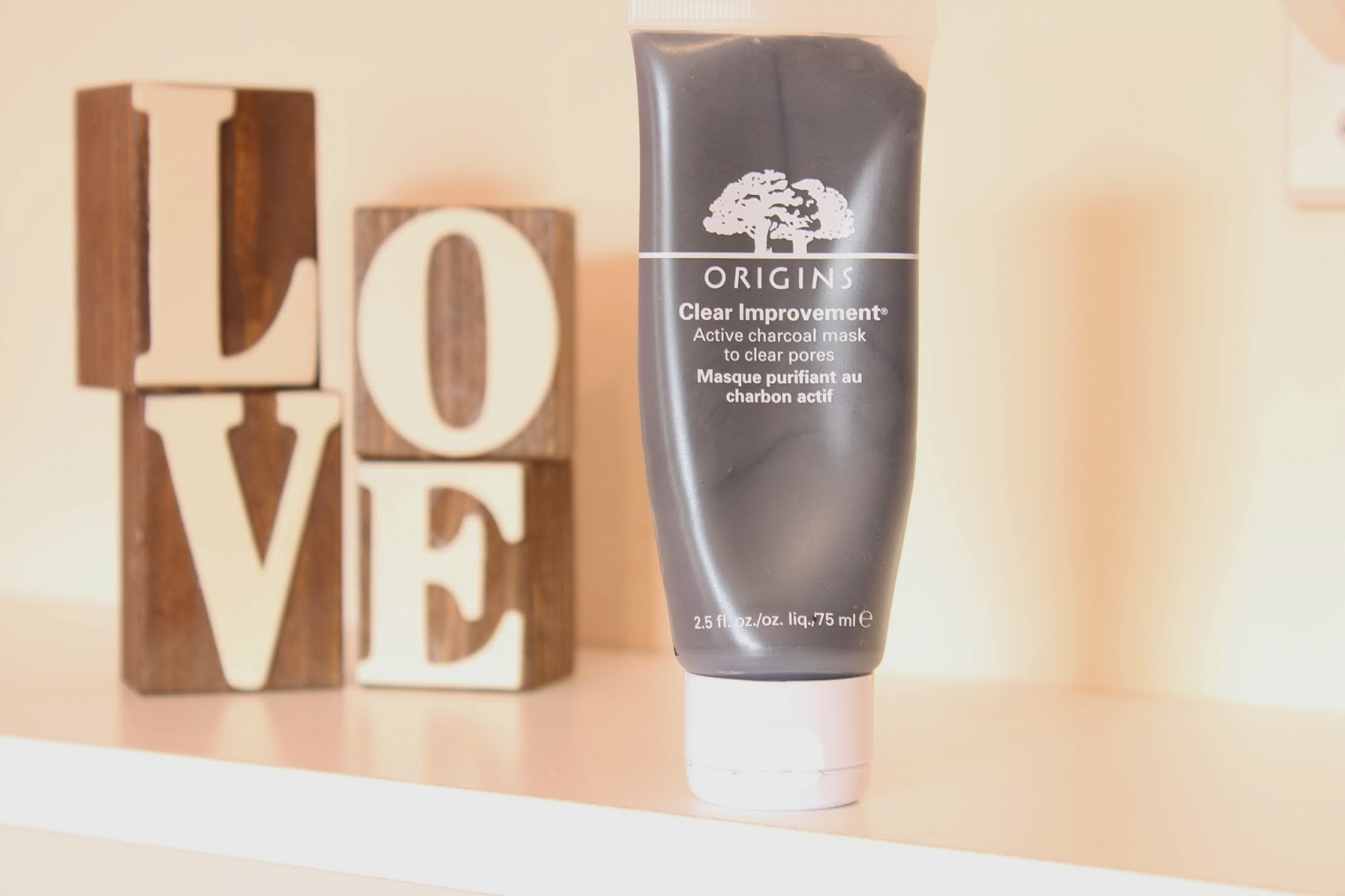 Origins Clear Improvement Active Charcoal Mask // Review