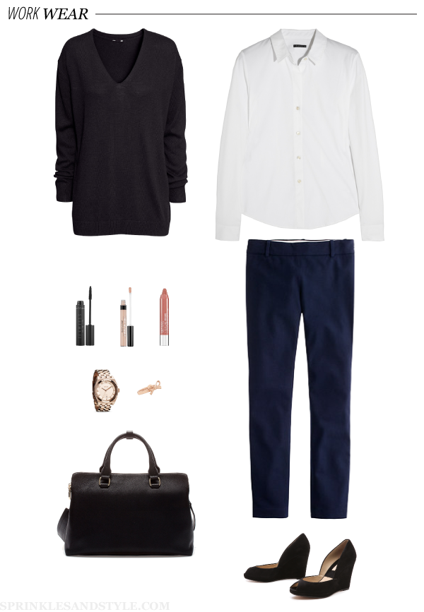 Sprinkles and Style || Friday's Fancies: Work Wear