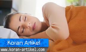 10 Cara Tidur yang Baik Menurut Rasulullah SAW