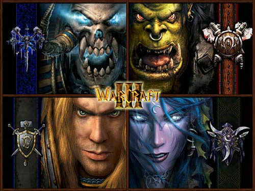 Download Warcraft 3 FullVersion(SingleLink)