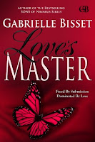 cover, Love's Master, Gabrielle Bisset