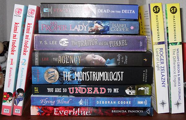 Livros livros e mais livros dezembro 2011
