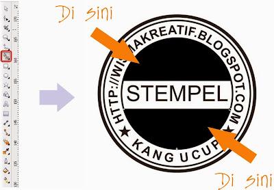 Cara Membuat Stempel Sendiri (Bagian 1)