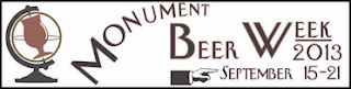 Monument Beer Week