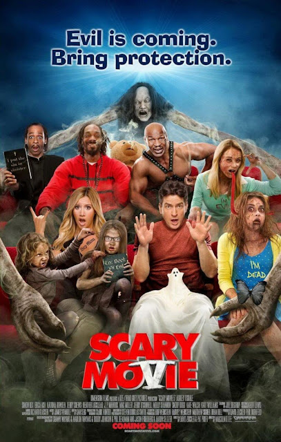 Scary Movie 5 1080p MKV Latino/Ingles