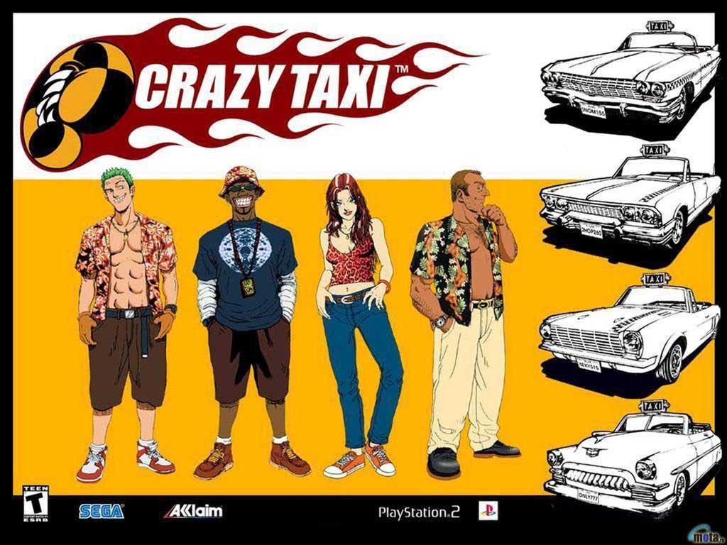 crazie taxi