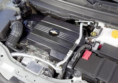 Captiva cu motor diesel