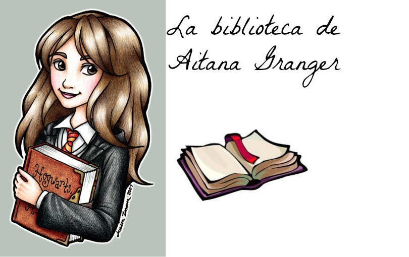 La biblioteca de Aitana Granger