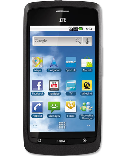 Review: Smartfren ZTE WIDE Smartfren+Android+Wide