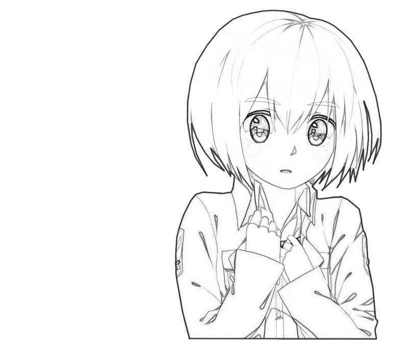 armin-arlert-cute-coloring-pages
