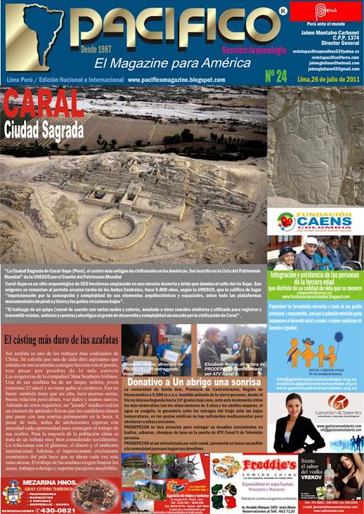 Revista Pacífico Nº 24 Arqueología
